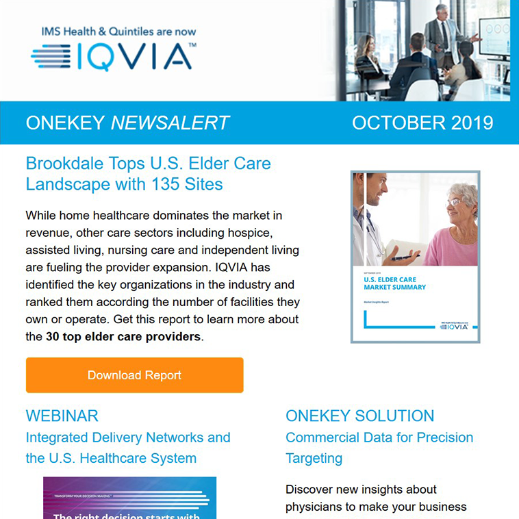 Market Report Elder Care | IDN Webinar | 27 Consumer Healthcare Trends