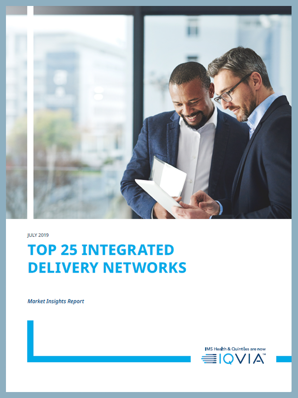 Top 25 Integrated Delivery Networks