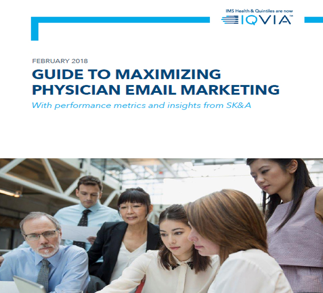 Guide to maximizing physician email marketing